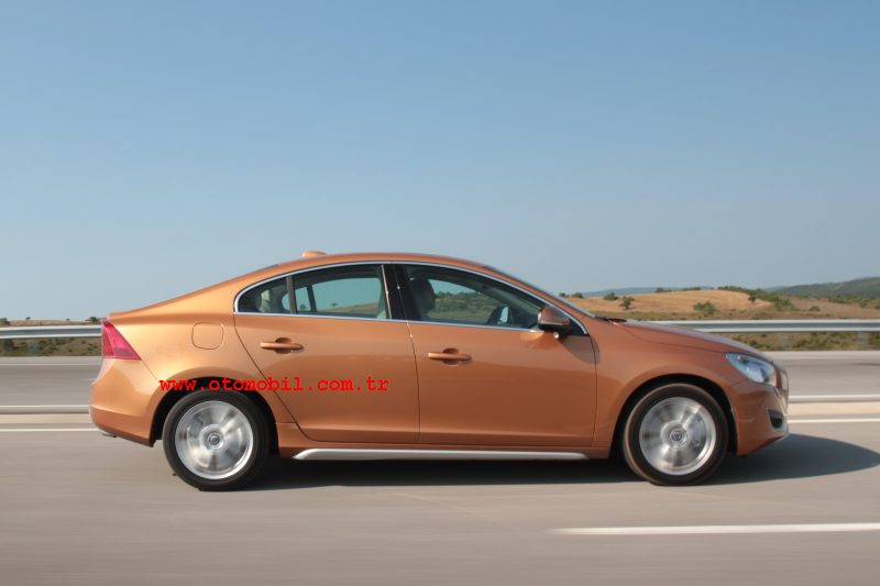 Video test: 2012 Volvo S60 T4 (1.6 lt-180 HP) Powershift test