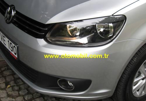 Test-ilk sürüş: Yeni (2011) VW Caddy 1.6 TDI DSG Comfortline