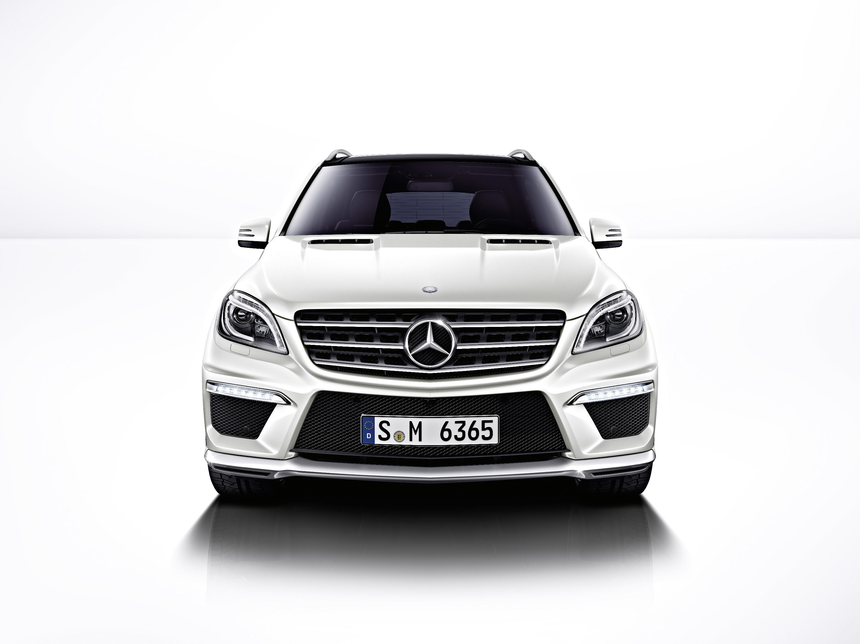 Galeri: 2012 Mercedes-Benz ML 63 AMG