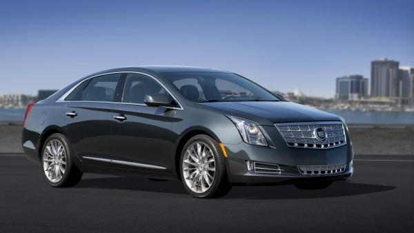Cadillac, XTS'yi tanıtacak
