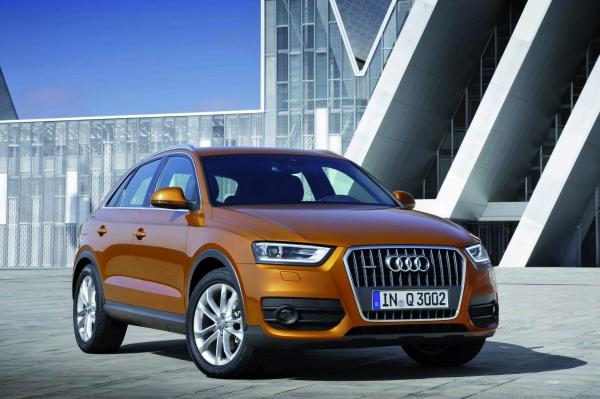 Audi Q3 satışa sunuldu