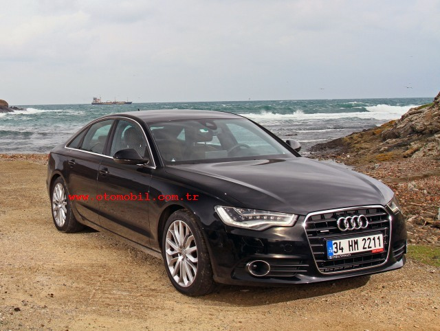 Video test: Yeni Audi A6 3.0 TFSI quattro S tronic