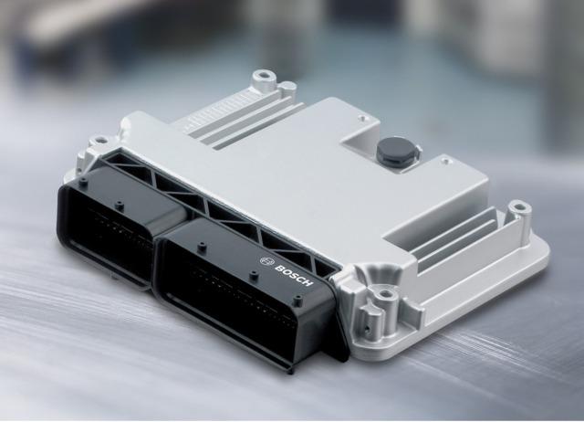 Bosch 250 milyonuncu motor kontrol ünitesini üretti