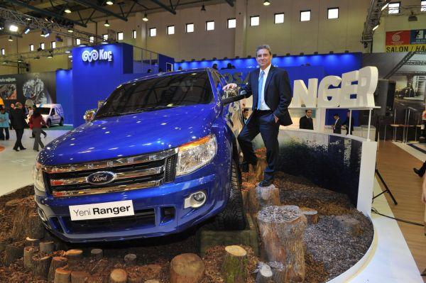 Ford, Comvex'te yedi yeni araç sergiliyor