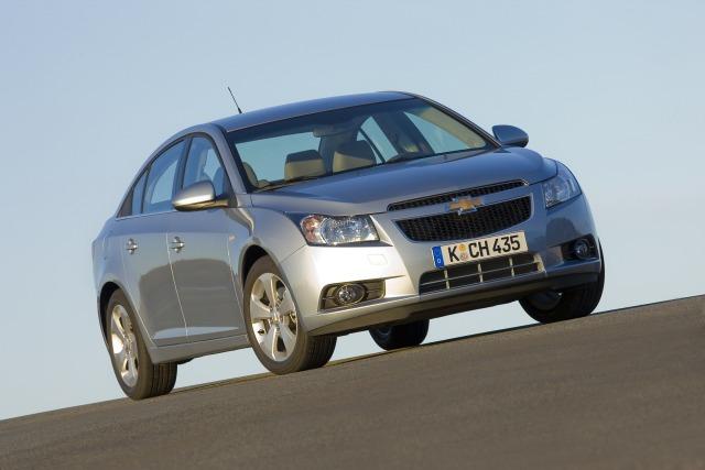 1 milyonuncu Chevrolet Cruze satıldı