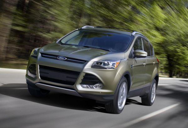 Makyajlı Ford Kuga ABD'de tanıtıldı