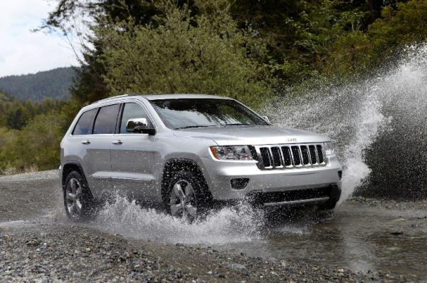 Jeep Grand Cherokee için ÖTV kampanyası