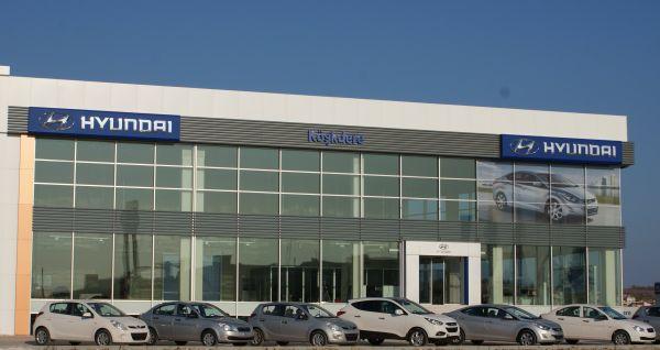 Hyundai Bursa Ve Edirnede Iki Yeni Bayi Açtı Otomobil
