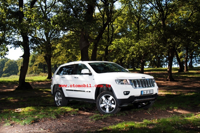 Video test: Yeni Jeep Grand Cherokee 3.0 CRD