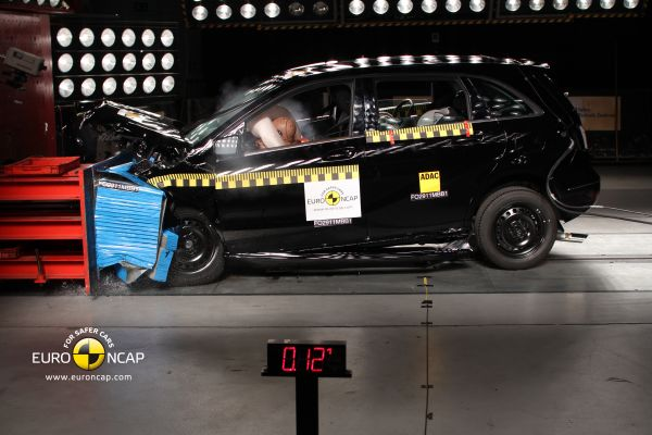Video: MG6 Euro NCAP çarpışma testi