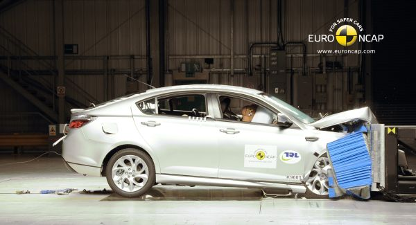 Video: MG6 Euro NCAP çarpışma testi