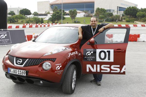 Video: Nissan GT Academy – Juke 1.6 DIG-T 190 HP 4x4