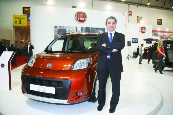 Fiat Fiorino Trekking 2012 satışa sunuldu