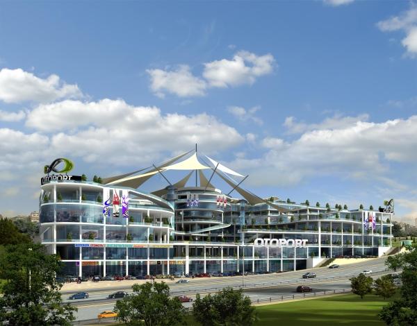 Otoport Nisan 2012'de açılacak