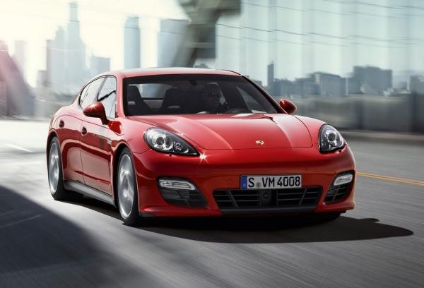 Porsche Panamera GTS tanıtıldı