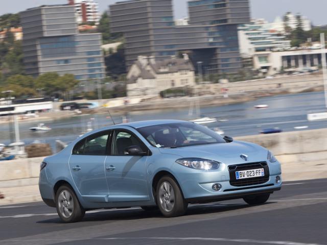 Elektrikli Renault Fluence Z.E., Aralık'ta Türkiye'de satışta