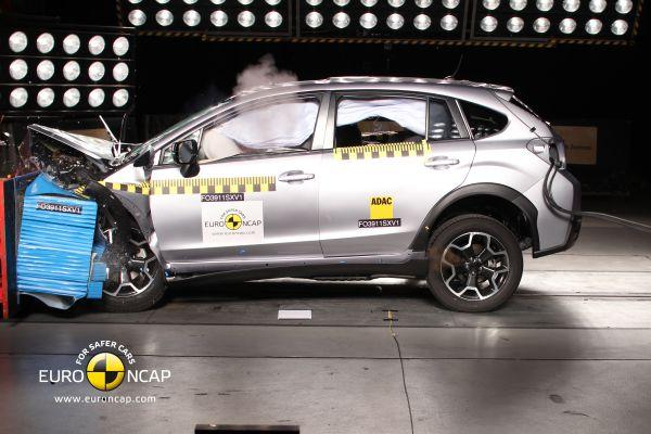 Video: Volkswagen Up Euro NCAP çarpışma testi