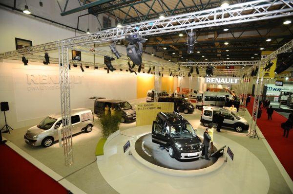 Renault Kangoo Z.E. Yılın Ticari Aracı seçildi