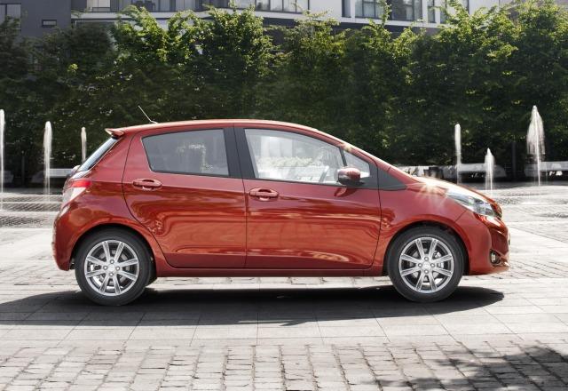 2 milyonuncu Avrupalı Toyota Yaris üretildi