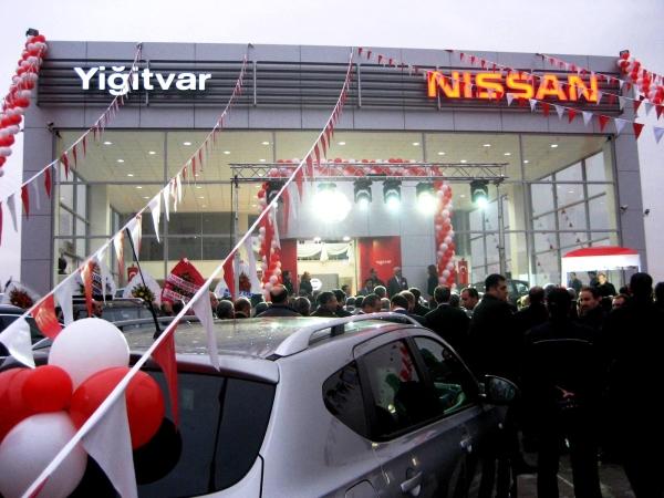 35. Nissan bayisi Malatya'da