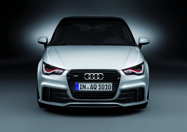 Galeri: Audi A1 quattro 2012