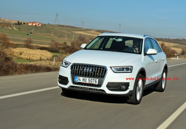 Video test: 2012 Audi Q3 2.0 TDI 177 HP quattro S tronic