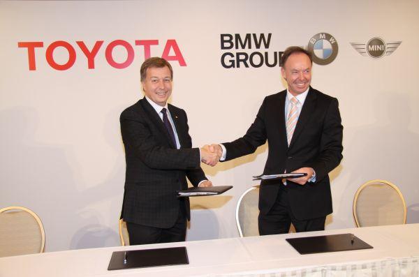 BMW ile Toyota işbirliği yapacak