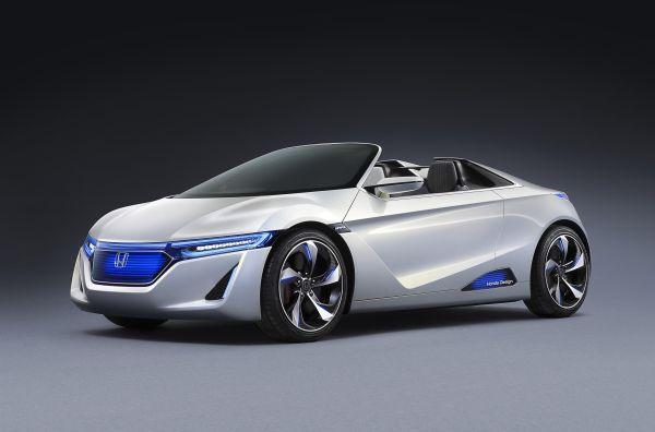 Honda EV-STER yüzünü gösterdi