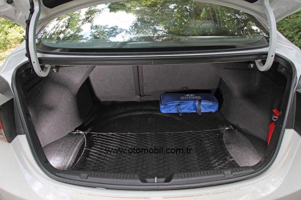 S 252 R 252 ş Izlenimi Test Hyundai Elantra 1 6 D Cvvt Otomobil