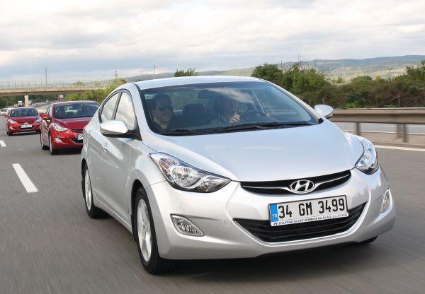 Hyundai Elantra Autobest 2012 seçildi