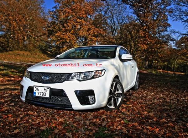 Video test: Kia Cerato Koup 1.6 lt 126 HP