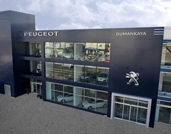 Peugeot'ya iki yeni bayi: Peugeot Kale ve Peugeot Dumankaya
