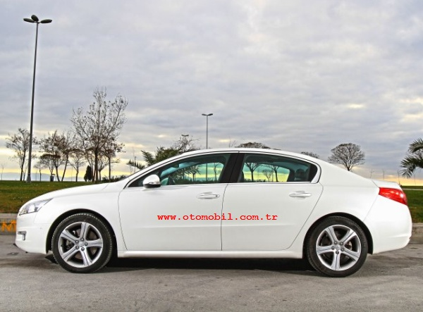 Video test: 2012 Peugeot 508 GT 2.2 HDi 204 HP