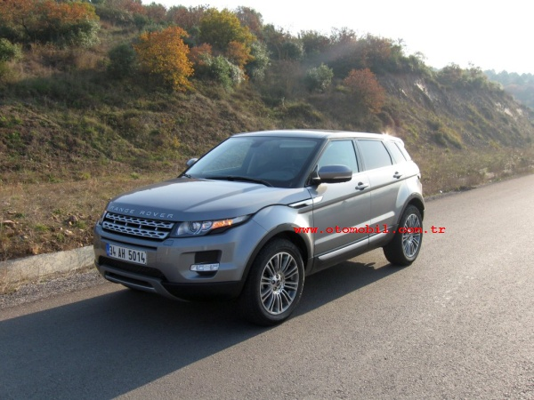 Video test: 2012 Range Rover Evoque 2.0 Si4