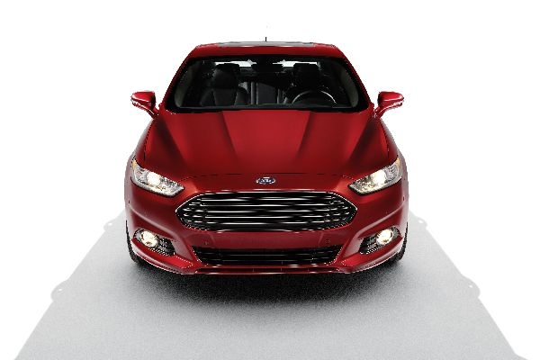 Galeri: Ford Fusion 2012 - Yeni Ford Mondeo 2013