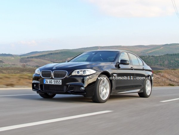 Video test: BMW 528i xDrive 2012