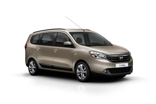 Dacia Lodgy Cenevre'de tanıtılacak