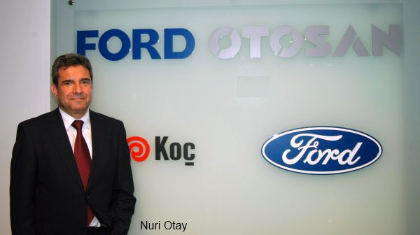 Pazar lideri Ford'dan yeni fabrika müjdesi