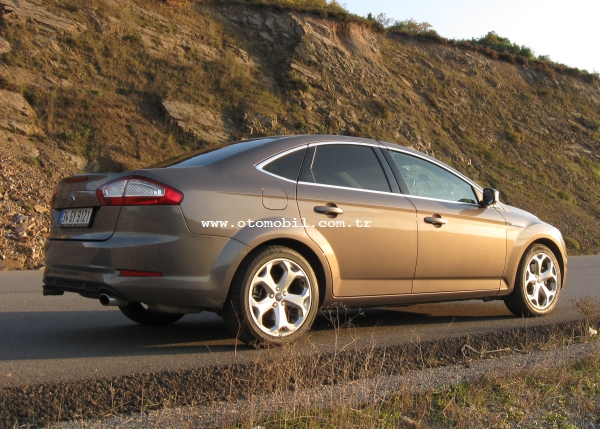 Video test: Ford Mondeo 2.0 Ecoboost 240 HP