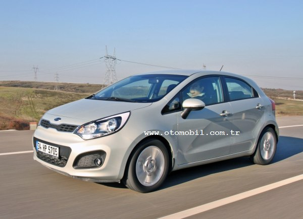 Video test: Kia Rio Hatchback 1.4 CRDi 90 HP 2012