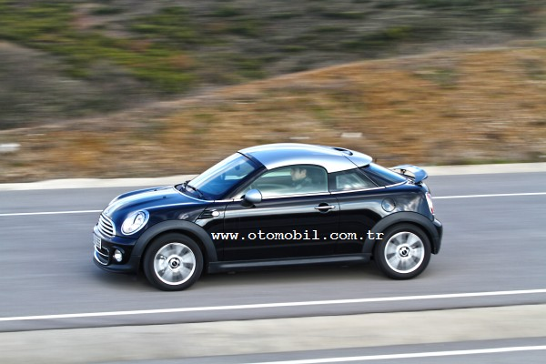 Video test: MINI Cooper Coupe Otomatik 2012