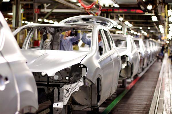 Nissan İngiltere'de üretim rekoru kırdı