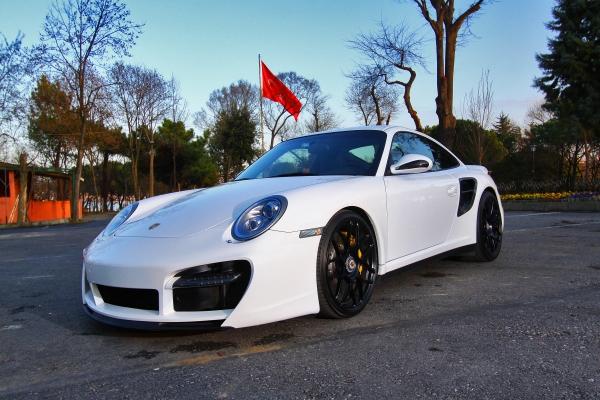 TechArt'tan Porsche 911 Turbo S modifikasyonu