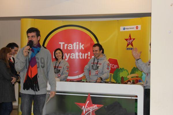 Doğuş Otomotiv Virgin Radio işbirliği