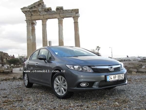 Galeri: Yeni Honda Civic Sedan 2012