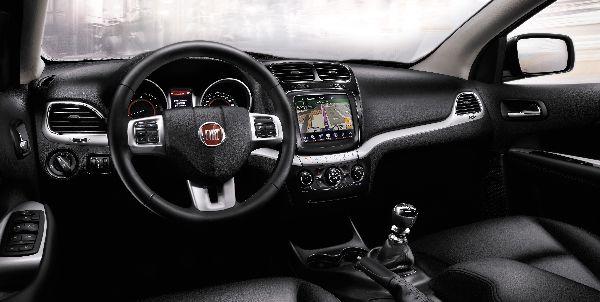 Test-ilk sürüş: Fiat Freemont 2.0 Multijet AWD 170 HP 2012 ...