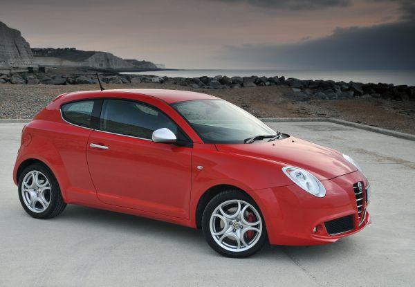 Alfa Romeo MiTo 1.3 dizel Mart'ta Türkiye'de