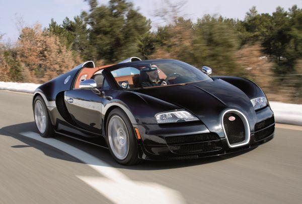 Bugatti Veyron Grand Sport Vitesse Cenevre'yi bekliyor