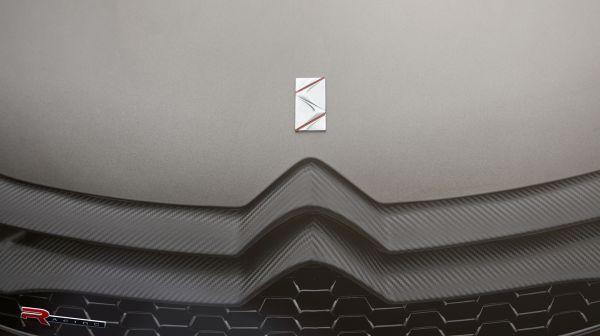 Citroen DS4 Racing Concept Cenevre'yi bekliyor