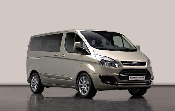 Yeni Ford Transit Cenevre'de tanıtılacak - Otomobil